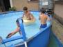 Bazén u nás v domově (6.7.2020)