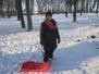 První sněhové radovánky (11.1.2021)
