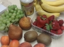 Výroba ovocného salátu (16.5.2021)